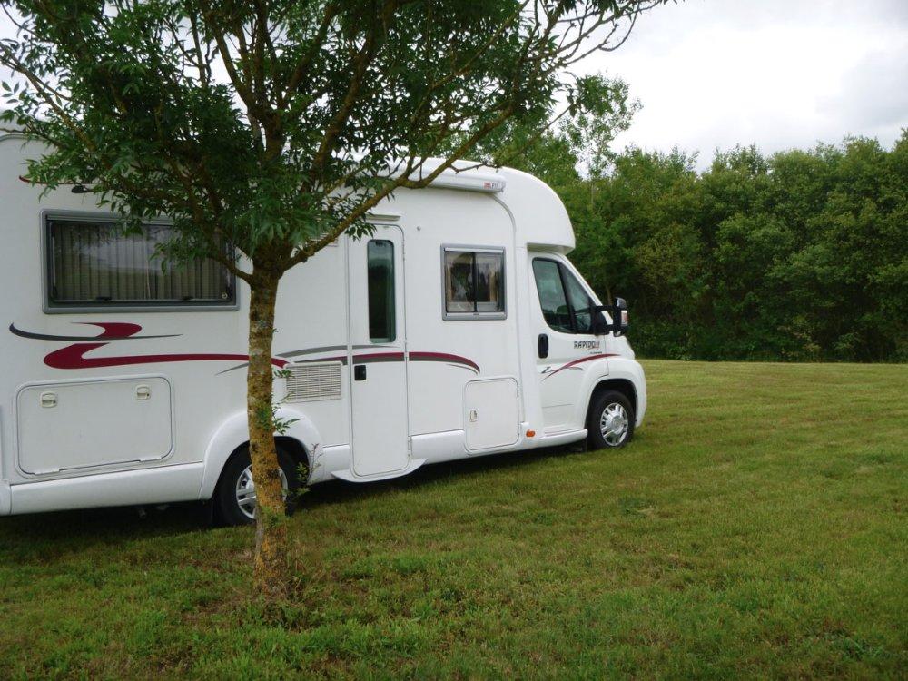 Aire camping-car à Soullans (85300) - Photo 2